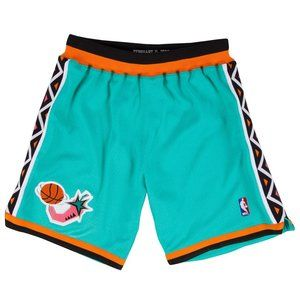 [369PASE96AE2] NBA 1996 Authentic Shorts